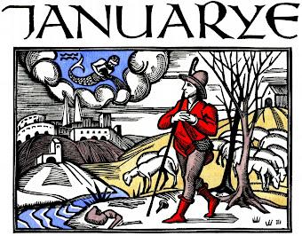 O mês de Janeiro