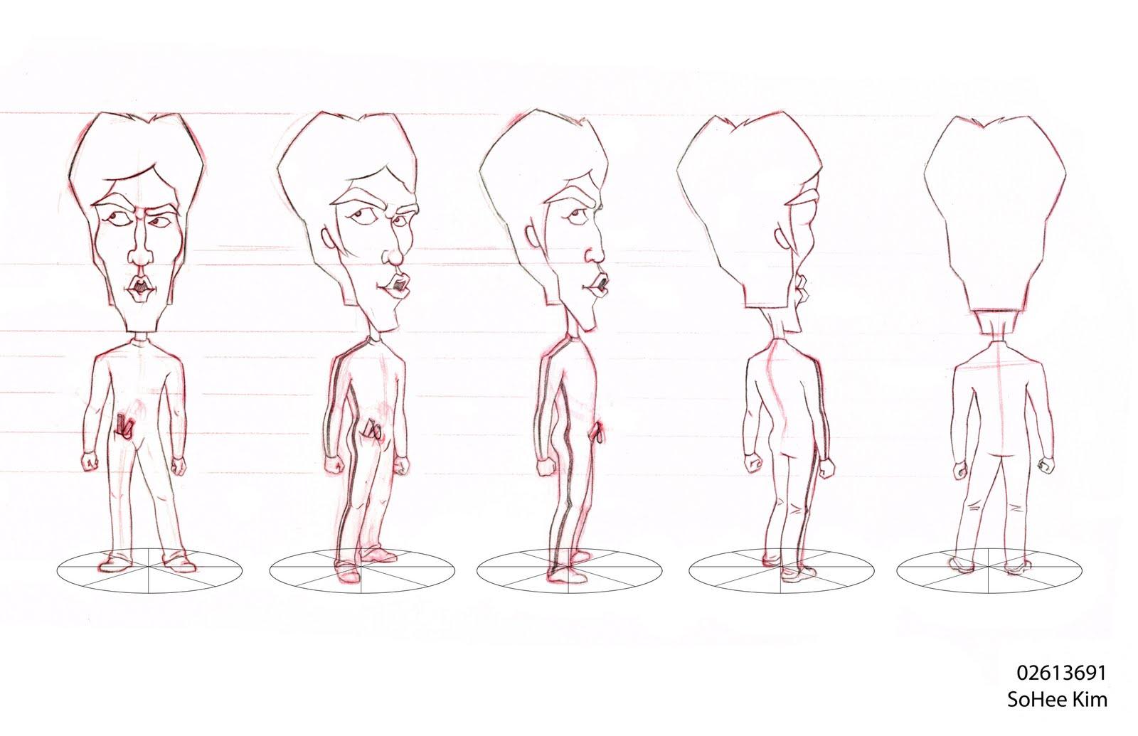 Character Design Vancouver : Sketchbook