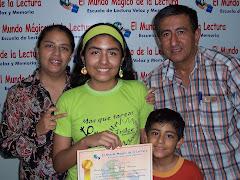 Los padres comprometidos con el desarrollo lector de sus hijos