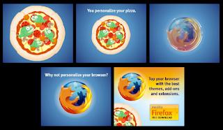 Firefox Advertisement