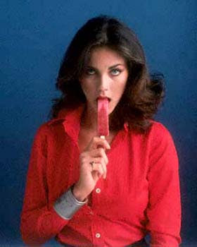 blowjob Lynda carter