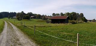 Viereckschanze Holzhausen