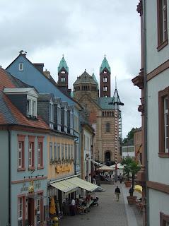 Domkirche St. Maria und St. Stephan Speyer