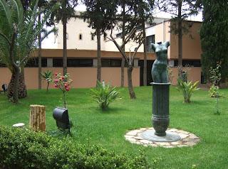 Bild 1: Regionales Archäologisches Museum Agrigent