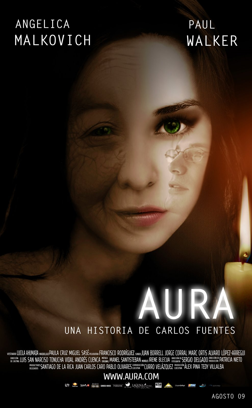 libro aura autor carlos fuentes: