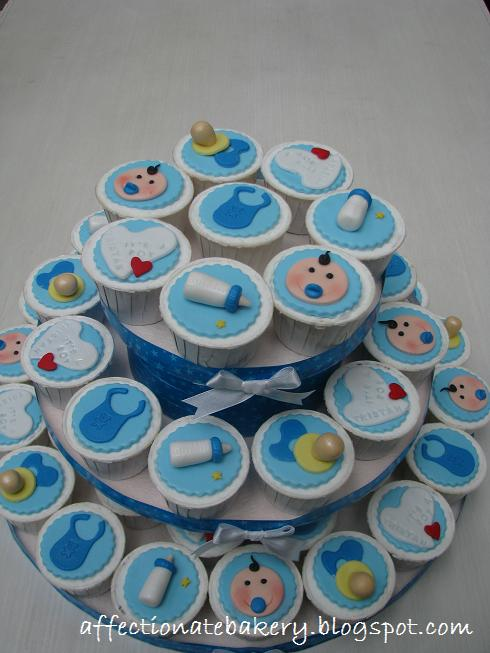 baby shower cupcakes. aby shower cupcakes.