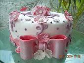 rosa e lilás