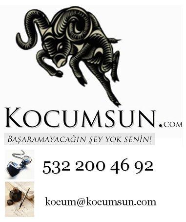 Kocumsun.com / Sen benim koçumsun, ben de senin...