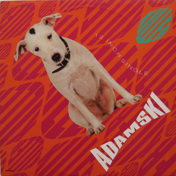 1000 Best Dance Records Ever: Adamski feat Seal - Killer (1990)