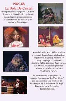 1985-88. La Bola de Cristal