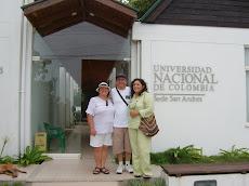 Instituto de Estudios del Caribe, San Andrés Colombia, septiembre de 2006