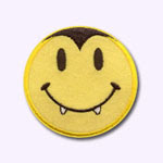 ecusson smiley customize.fr