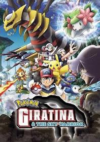 Pokémon 11: Giratina e o Cavaleiro do Céu Online Dublado
