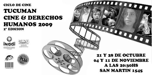 Cine y Derechos Humanos en Tucumán