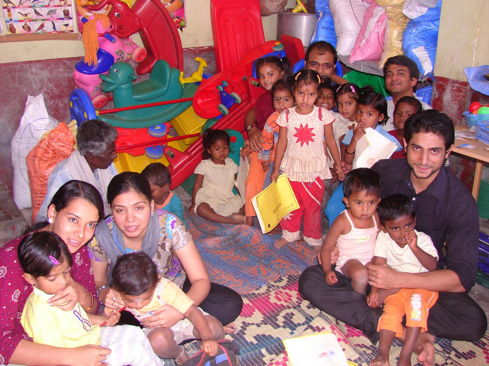 Anganwadi Photos