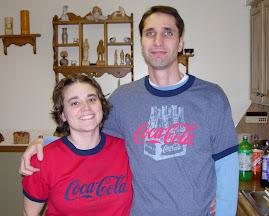 Robert & Tina