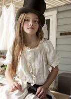 Mackenzie Foy who play Bella and Edward daughter named Renesmee