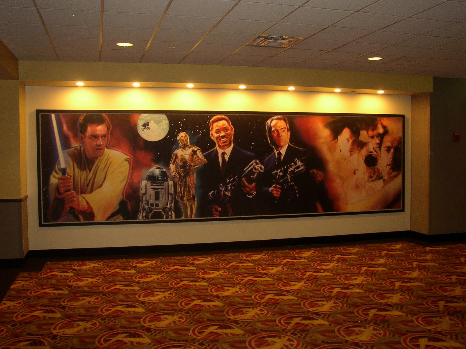 100 Movies 100 Theaters 71 Salt
