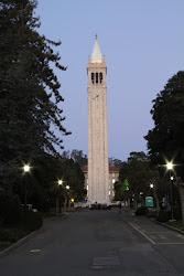 Campanile du campus de Berkeley