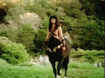javierazul: de centauros y humanos -