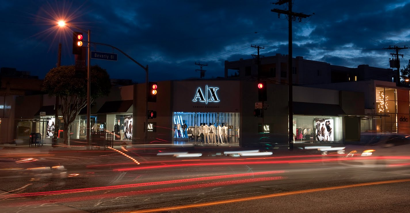 A|X Launches Concept Store + Armani Exchange Gift Card ...