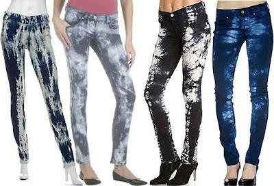 Denim Jeans Dye