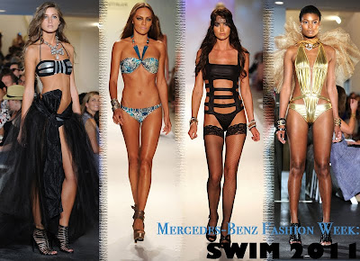 2011 Fashion Week on Mercedes Benz Fashion Week   Swim 2011   O So Chic       Fashionable