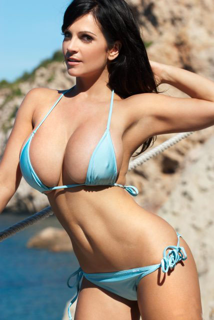 Denise Milani Biografi Profile Hot Sexy Picture