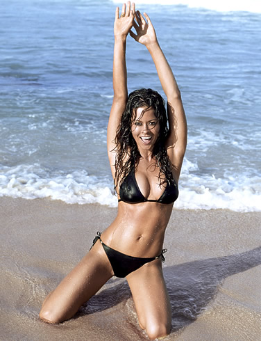 Popular Celebrity Brooke Burke Hot Photos amp Biography hot images