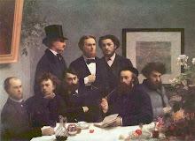 "Henri Frantin-Latour - ""Angulo de mesa"" (1872)"