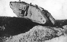 """Un monstruo en la tierra : el carro """"Mark IV"""""""