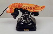 """Salvador Dalí : """"Teléfono-Langosta"""" (1938)"""