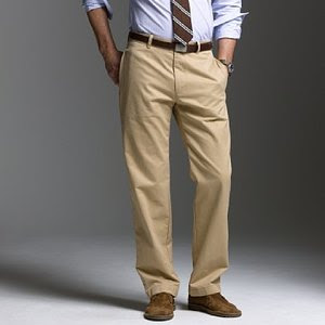 Fashion Icon: Chinos Pants for Men
