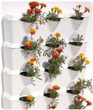 Floreiras verticais