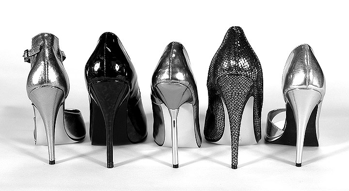 Jouvernille: high heels shoes
