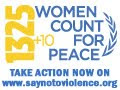 SAY NO! UNITE TO END VIOLENCE AGAINST WOMAN