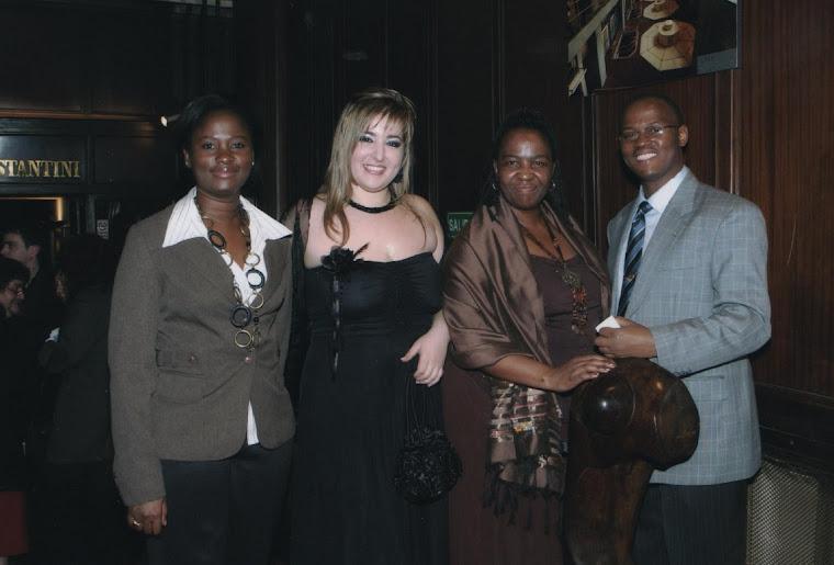 Los Invitados de Sudáfrica