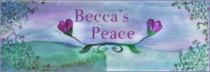 Becca's Peace