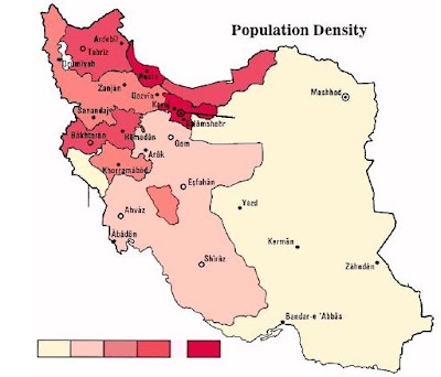 geography uneven population distribution Spatial distribution and density of population  in most countries of the world the geographic distribution of the population is not even with varying.