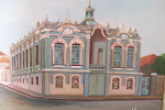 Uberaba/MG - O Palacete de Antonio Pedro naves