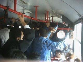 Otobüsde arkadan dayanan Adam Videosu İzle