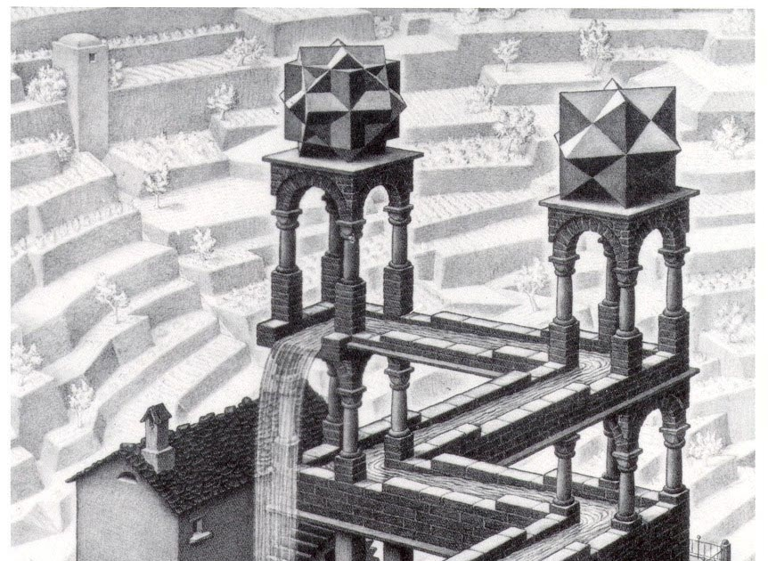 Escher In Comics Steve Bissette S 1963 Tales Of The Uncanny