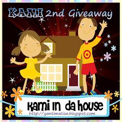 KAMI 2nd Giveaway