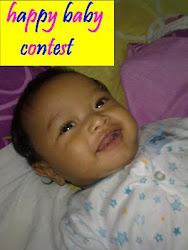 HAPPY BABY CONTEST