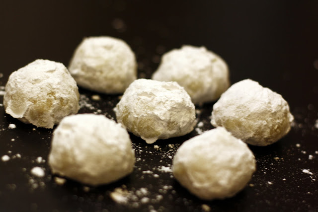 Snowballs Russian Teacakes