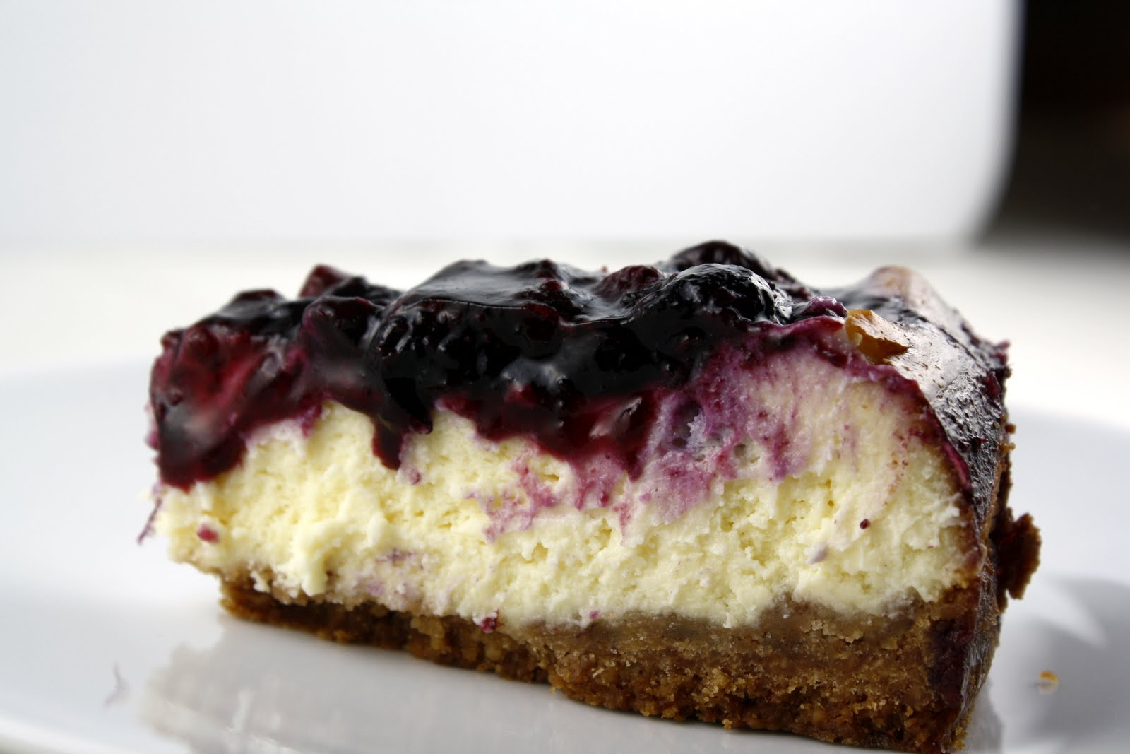 Blueberry Cheesecake | What Megan's Making