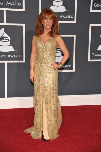 52nd%2BAnnual%2BGRAMMY%2BAwards%2BKathy%2BGriffin%2B1 Anderson Cooper Set to Propose to Kathy Griffin at Midnight