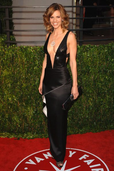 hilary swank 2010. Award winner Hilary Swank