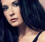 Demi Moore for ELLE UK