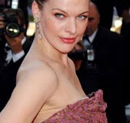 Cannes Watch: Milla Jovovich